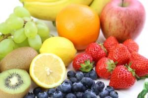 沢山のフルーツ