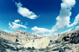 スペインの山